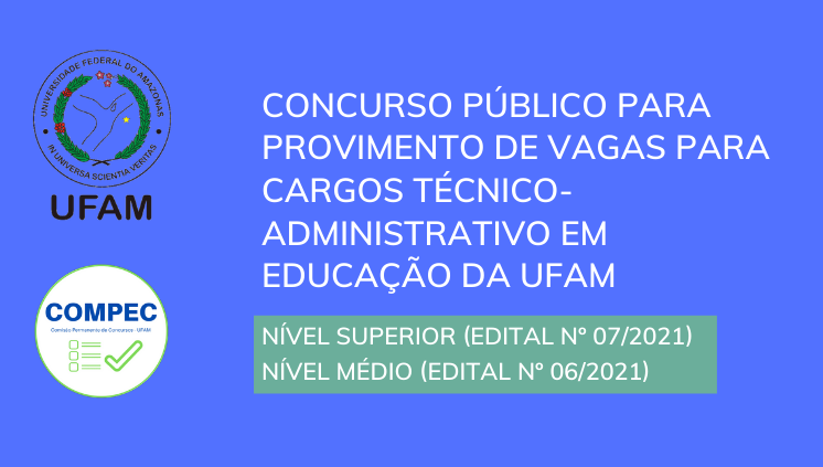 Editais PSTEC 2021