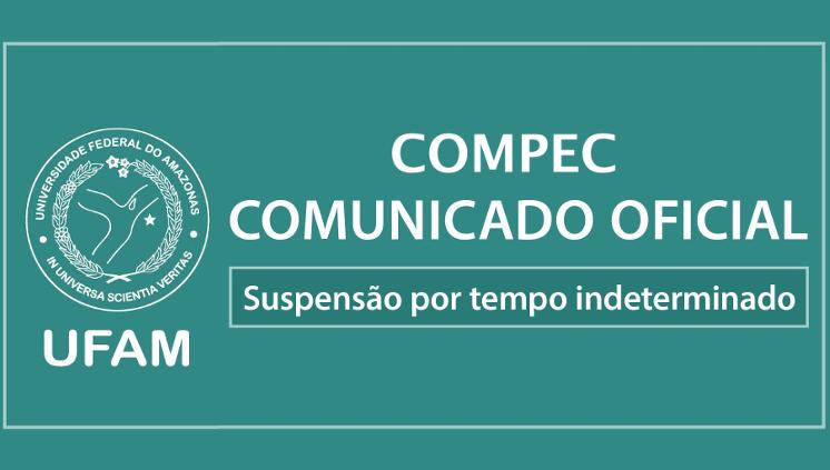 Comunicado COMPEC - Pós Ad Referendum